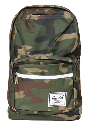 On manoeuvres with this Racksack by Herschel @ John Lewis