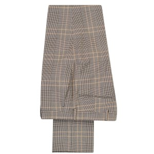 Valentino is new to Flannels for AW13. This Prince of Wales check suit is a highlight of the collection – a statement piece, yet a classic to bring out season after season. Also look out for the panelled reefer jacket and camouflage trainers coming soon.