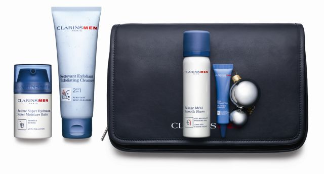 ClarinsMen Collection 'Grooming Essentials' £38 @ www.houseoffraser.co.uk