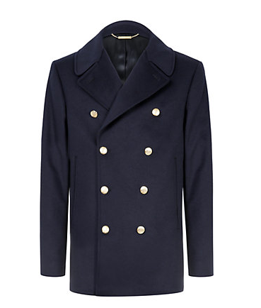 The peacoat is one of the most versatile pieces available in the outerwear arsenal. It has an ability to switch from smart to casual effortlessly.