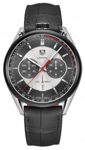 TAG Heuer Carrera Chronograph Jack Heuer Edition watch CAR2C11.FC63270 full view