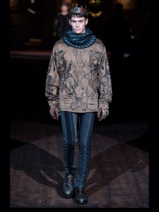 Gotta say I loved the D&G balaclava, there I said it
