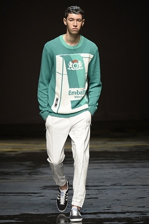 Christopher Shannon A/W14 Collection