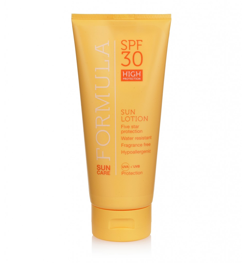 Sun Care Formula SPF 30 Sun Lotion