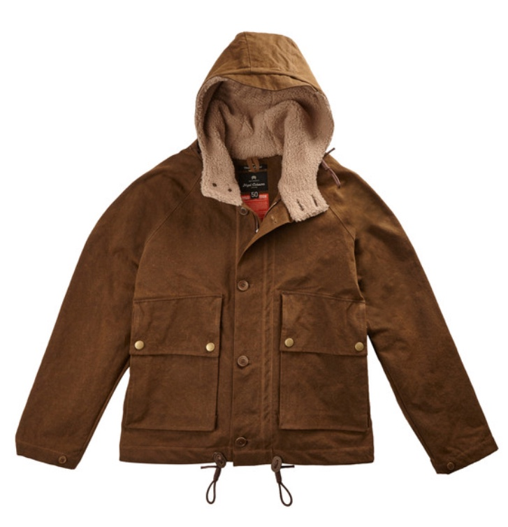 Nigel Cabourn Aircraft Jacket