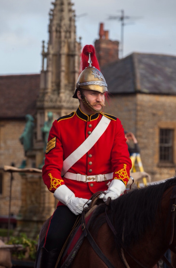As Sergeant Doggett in Far from the Madding Crowd