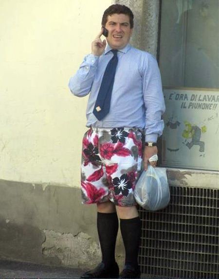 But you said Smart -Casual ?!?!