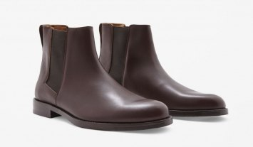 Leather Chelsea Boot - Cos - £135