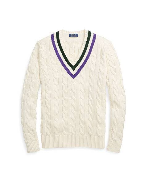 Wimbledon Ralph Lauren Sweater