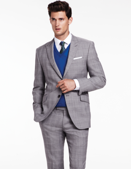 I know this is kinda stating the the obvious but M&S are amazing at suiting and SS13 certainly isn't an exception. Their casual wear for this season isn't bad either, but if your looking for a suit over the coming months, you'd do a lot worse then starting here.