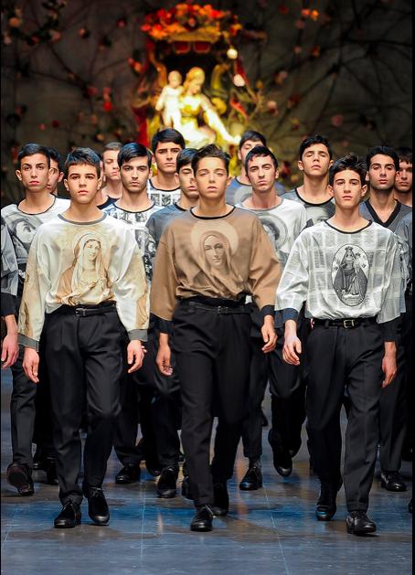 Dolce & Gabbana AW13
