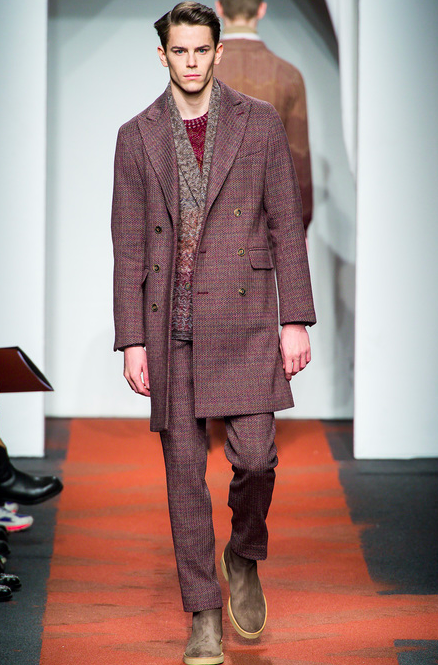 Milan Menswear Shows AW13