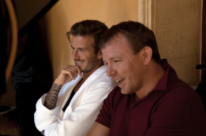 Messers Beckham & Ritchie