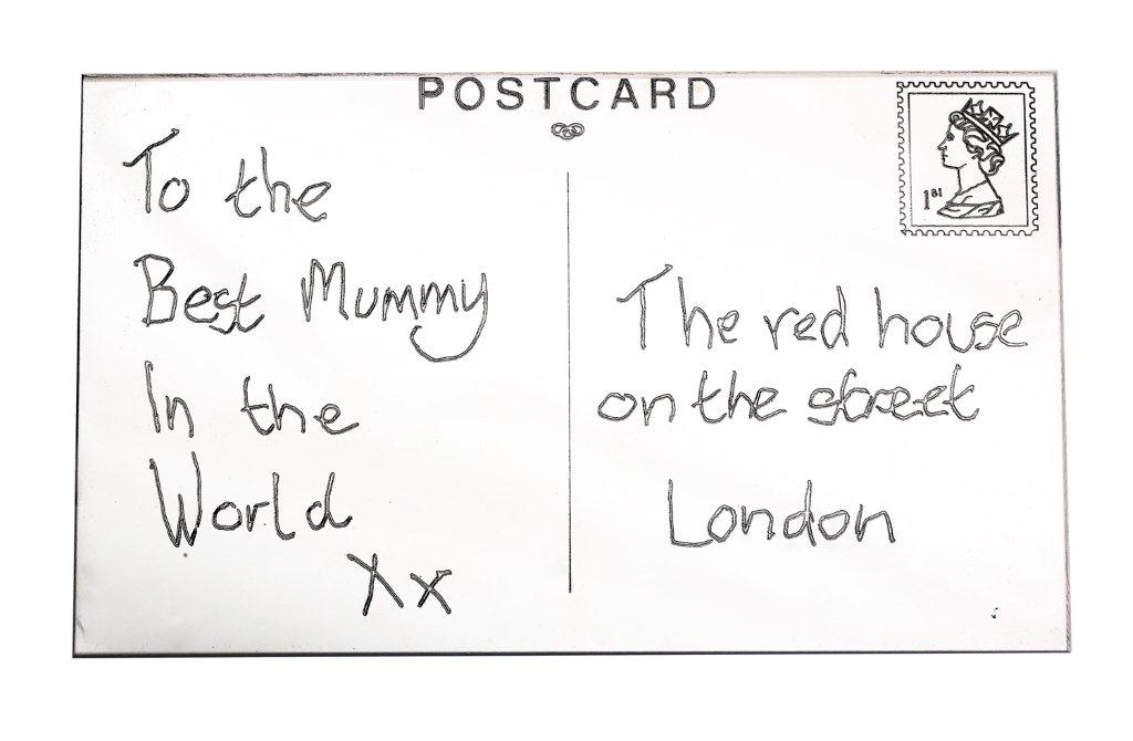 We like to bring you unusual gift ideas and when we saw this we knew it was a winner. If you not a dry eye in the house, this will do the trick. Links of London have produced a The Everlasting Postcard (£65), a silver-plated postcard (see example image attached) onto which a handwritten message for mothers can be designed by the kids and engraved by Links of London. There is a simple template to download and email back, then engraving is free