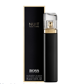 "As the release for Boss Nuit Pour Feme, says, ""This will be your night."" There are lots of great fragrances around at the moment. But word to the wise and check what kind of perfumes she like and go with one from the same family, so if she likes Musky scents DON'T go for a lil Floral number, trust me."