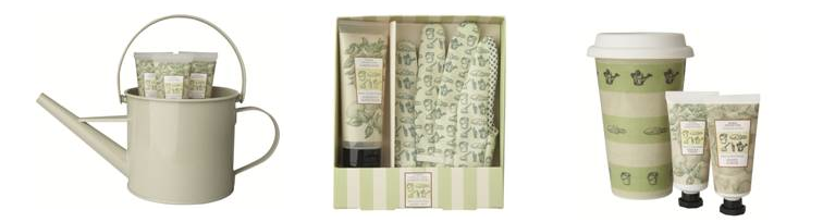 If your mommy has green fingers, this will suit her down to the ground. Marks & Spencer Floral Collection mixes gardening and natural beauty products. Everyone's a winner