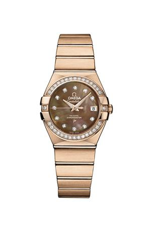 If you've had a particular good year and you're not feeling the pinch of the economic downturn. You can't show your mum your appreciation in any better fashion then with a luxury timepiece and look no further then Omega.