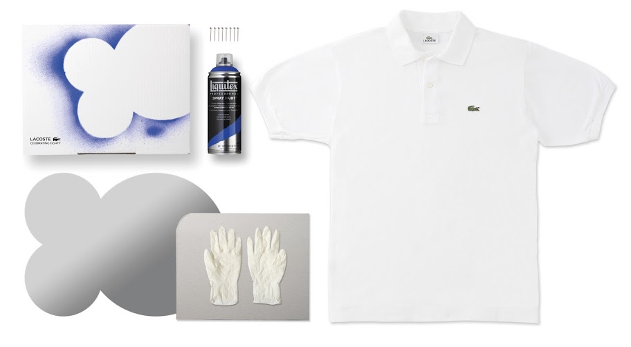 LIMITED EDITION 80 CUSTOM POLO KITS - Number 4 - ANTI TAG - Kit