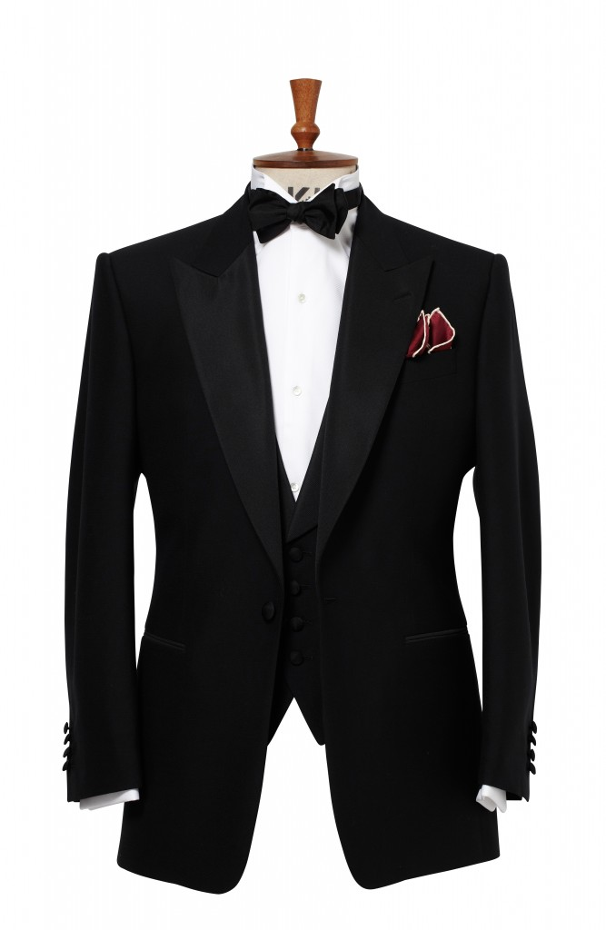 core 3pce evening suit