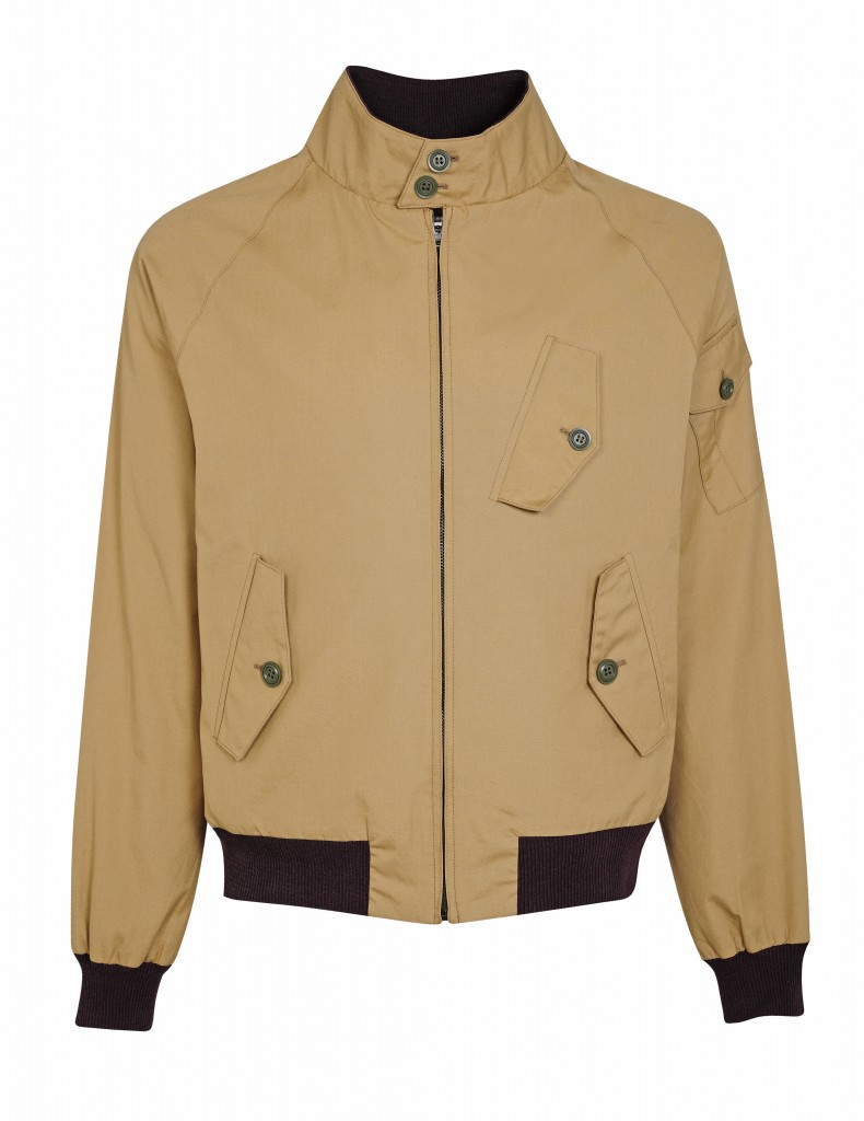 Here comes the rain again, again – The Baracuta G9