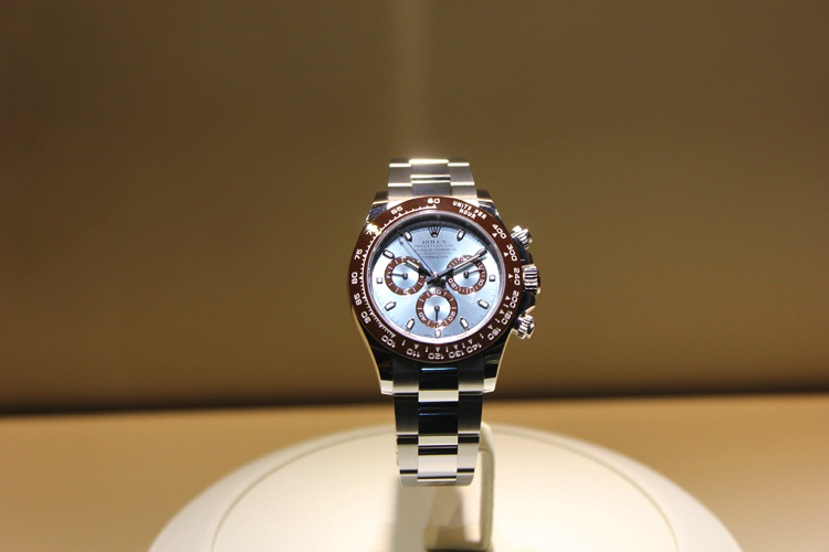 Rolex 50th Anniversary Daytona Platinum watch