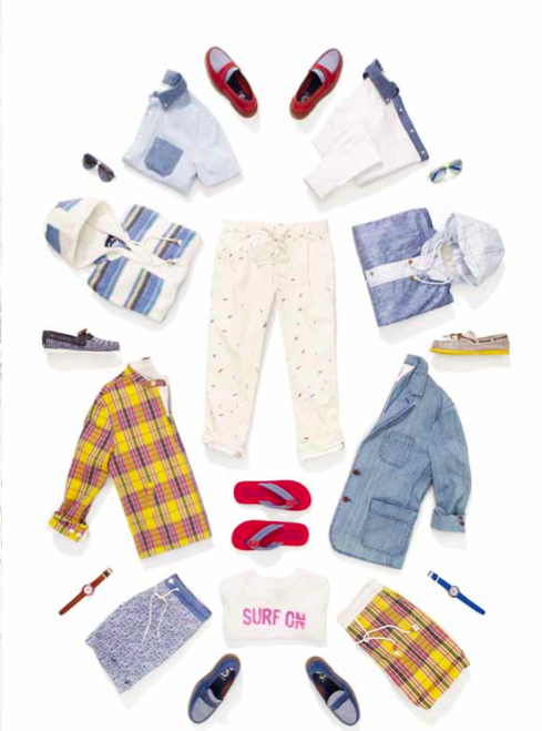 "The ""Surf Shack"" range by Tommy Hilfiger"