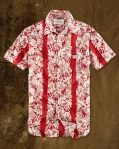 Say Aloha to this lil number from Ralph Lauren's Denim & Supply
