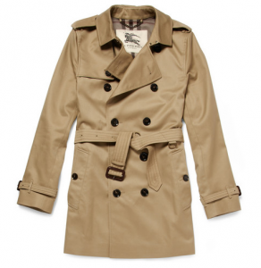 Whereas the other contender to this title, also holds the Royal Warrant. It is of Course Burberry, this example of the classic is from Burberry Brit at MrPorter.com