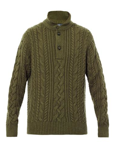 Channel your inner country gent in this wonderful Polo Ralph Lauren jumper