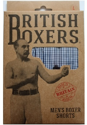 So you Wanna be a Boxer – British Boxers Underwear