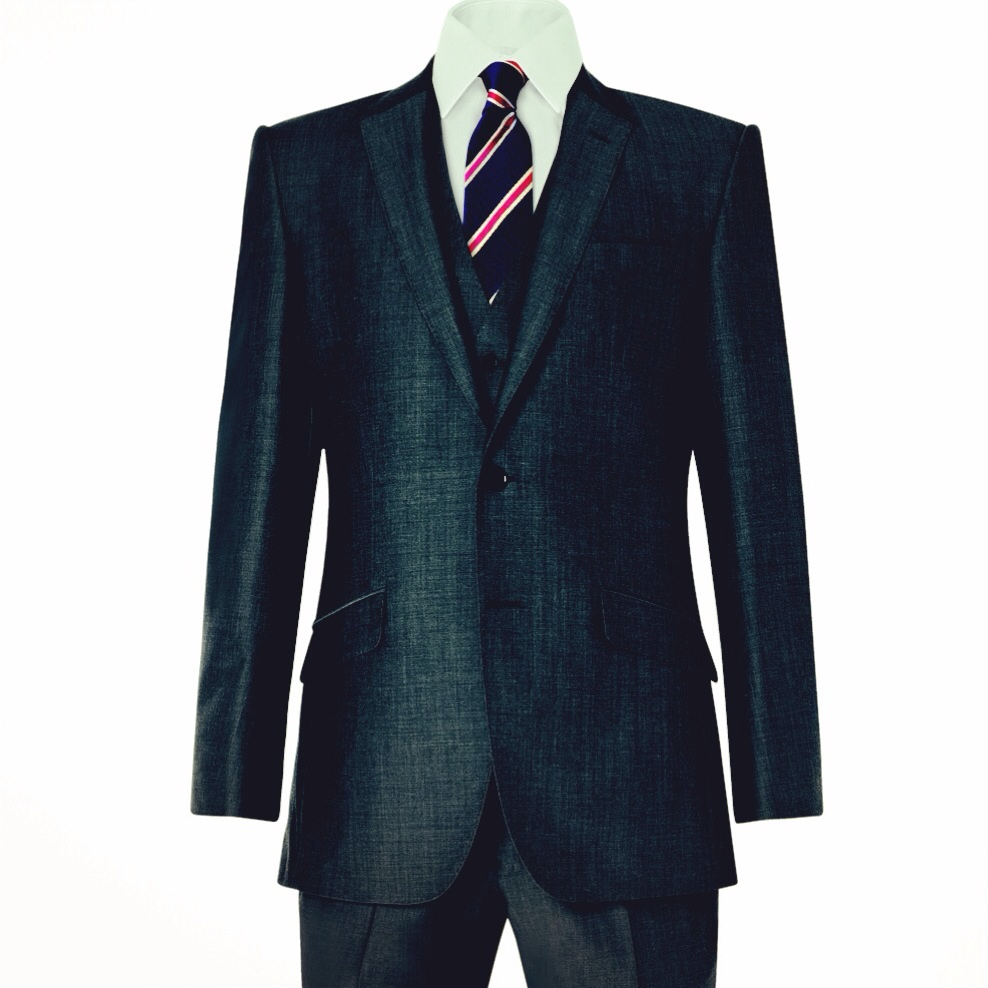 Suitably turned out for the World Cup – Marks & Spencer launch the new England Football Team suit
