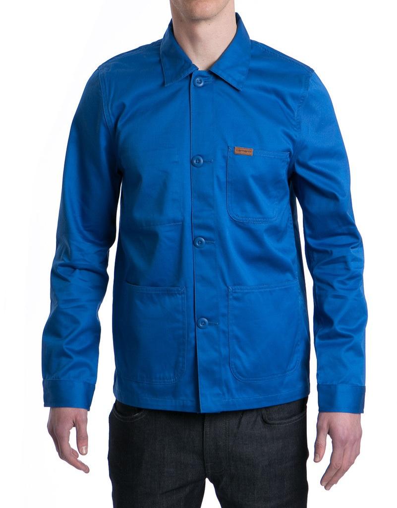 Carhartt Fynn Jacket in Regatta