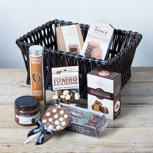 Hampered gifts a round up of some of the best foodie gifts by who in their right mind couldnt or wouldnt resist this chocolate lovers hamper from waitrose fans of all things chocolate will love this gorgeous basket solutioingenieria Gallery