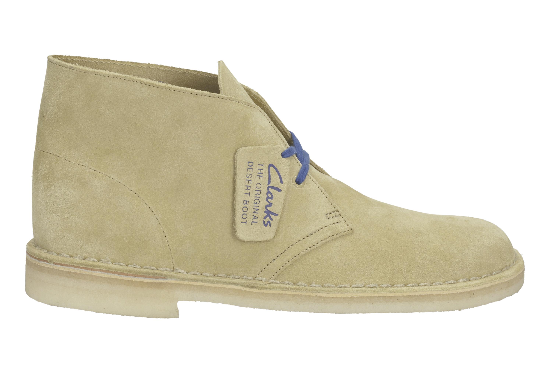 Desert Boot Maple Suede £89 €115