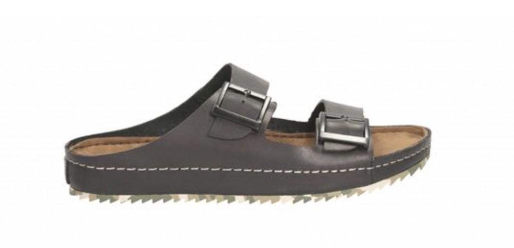Netrix Buck sandals by Clarks
