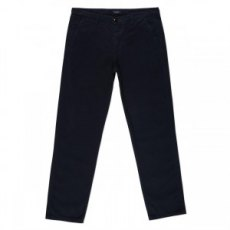 £119 Men's Navy Garment Dye Cotton Twill Chinos| Paul Smith