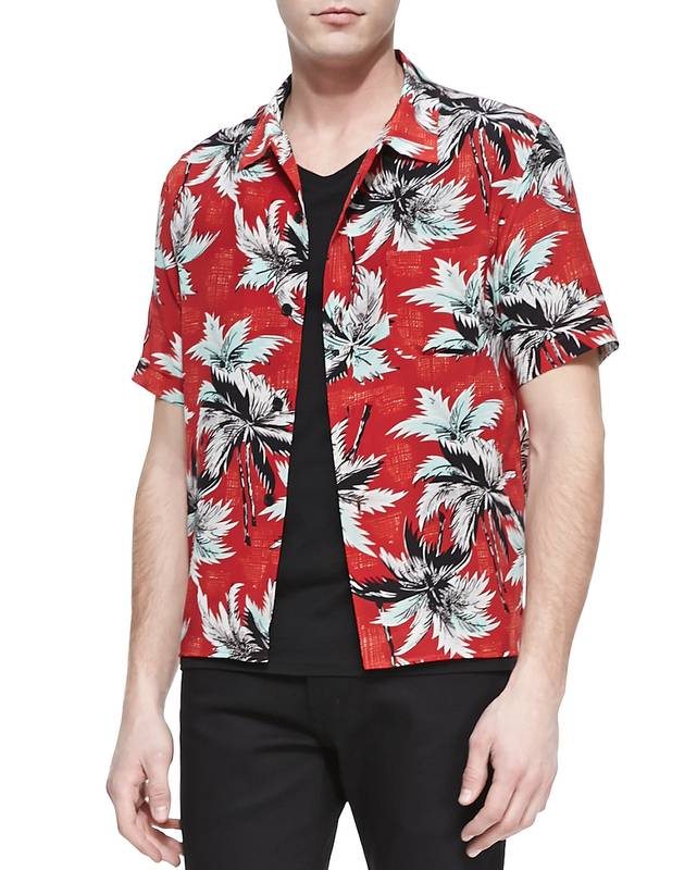 Saint Lau Hawaiian Shirt