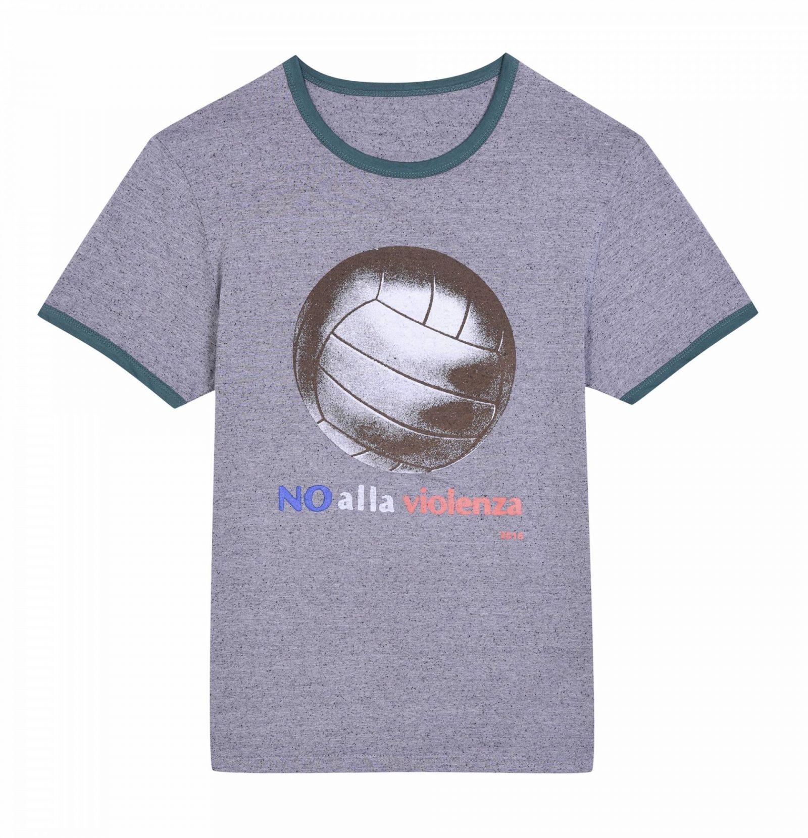 Love's got the World in Motion – The 2016 'NO Alla Violenza' T-shirt range by Burro X Burton