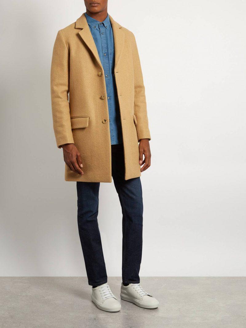 apc camel coat