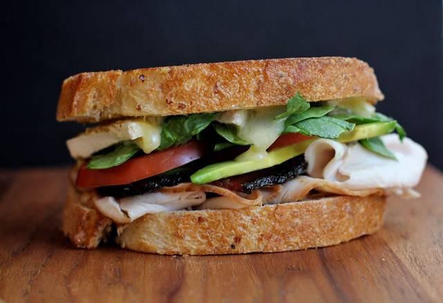 Soggy Sandwich