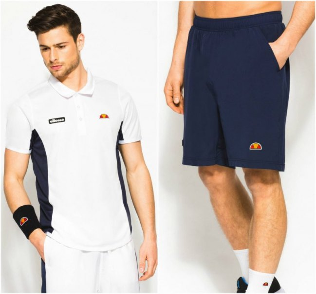 ellesse tennis collection
