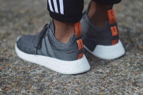 new york 208c0 bfeda Finally, the NMDCS2 sock-fit minimalist silhouette steps out in two new  colourways for men and women. Both receive the full primeknit construction  with the ...