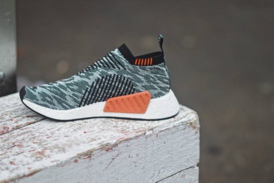 adidas NMD R1 Primeknit Tri Color Pack Sneaker Urban Outfitters