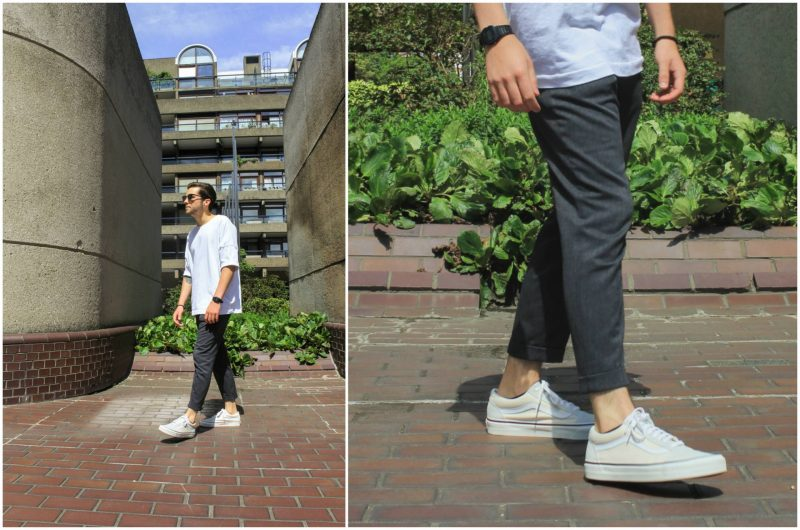 3 Ways to Wear it Vans CLOTHES MAKE THE MAN