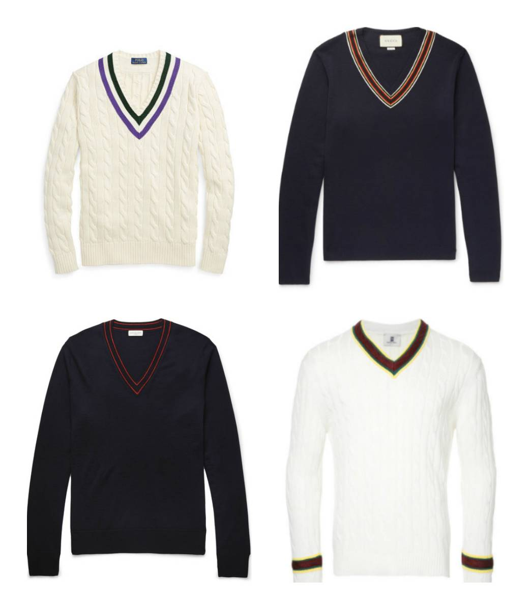 Upgrade Your Wardrobe For Autumn/Winter – 6 of the best Tennis Sweaters
