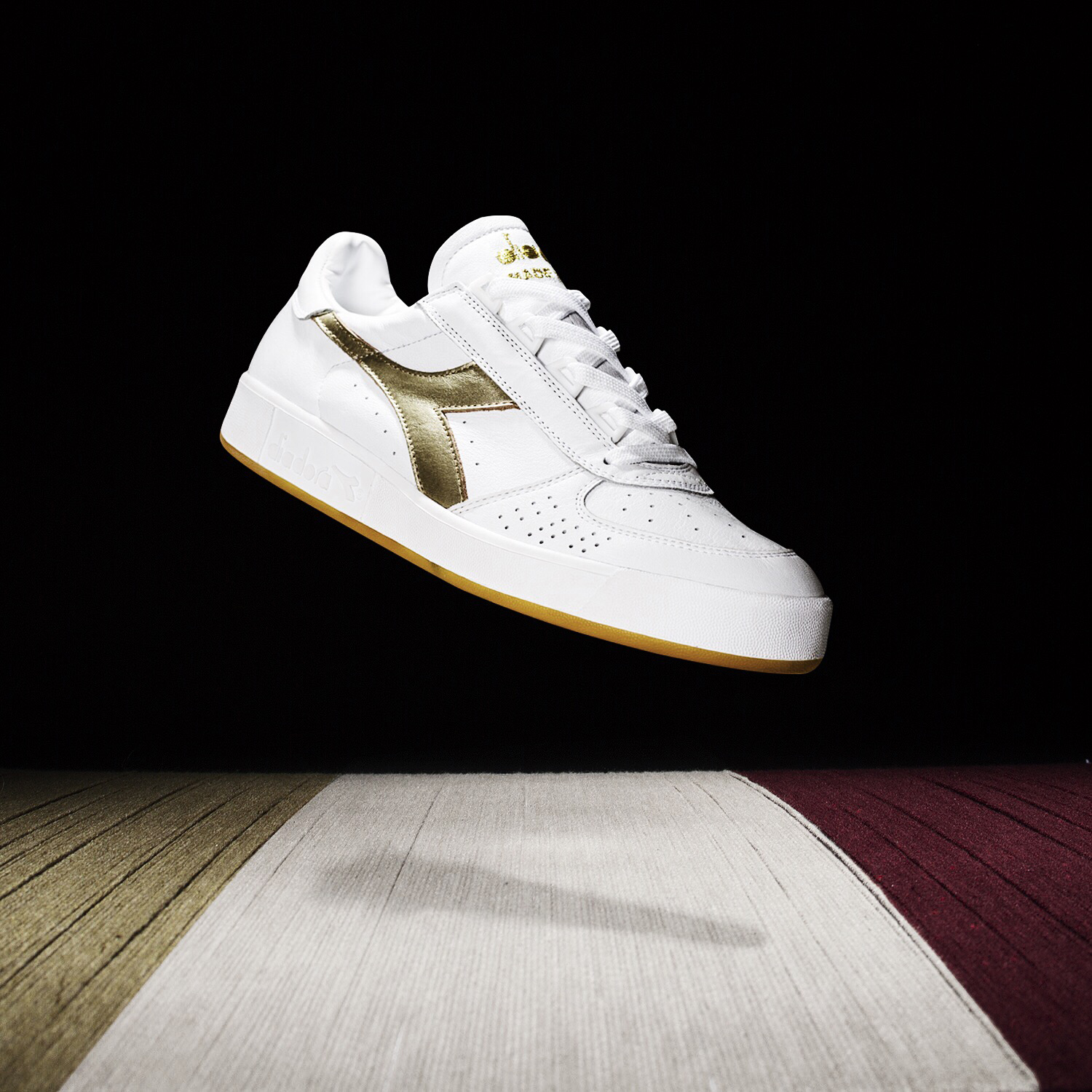 Reliving an Elite Rivalry – Diadora B.Elite trainer
