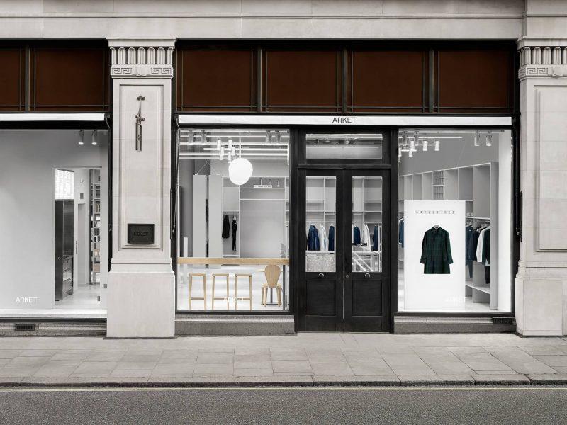 arket regent street store