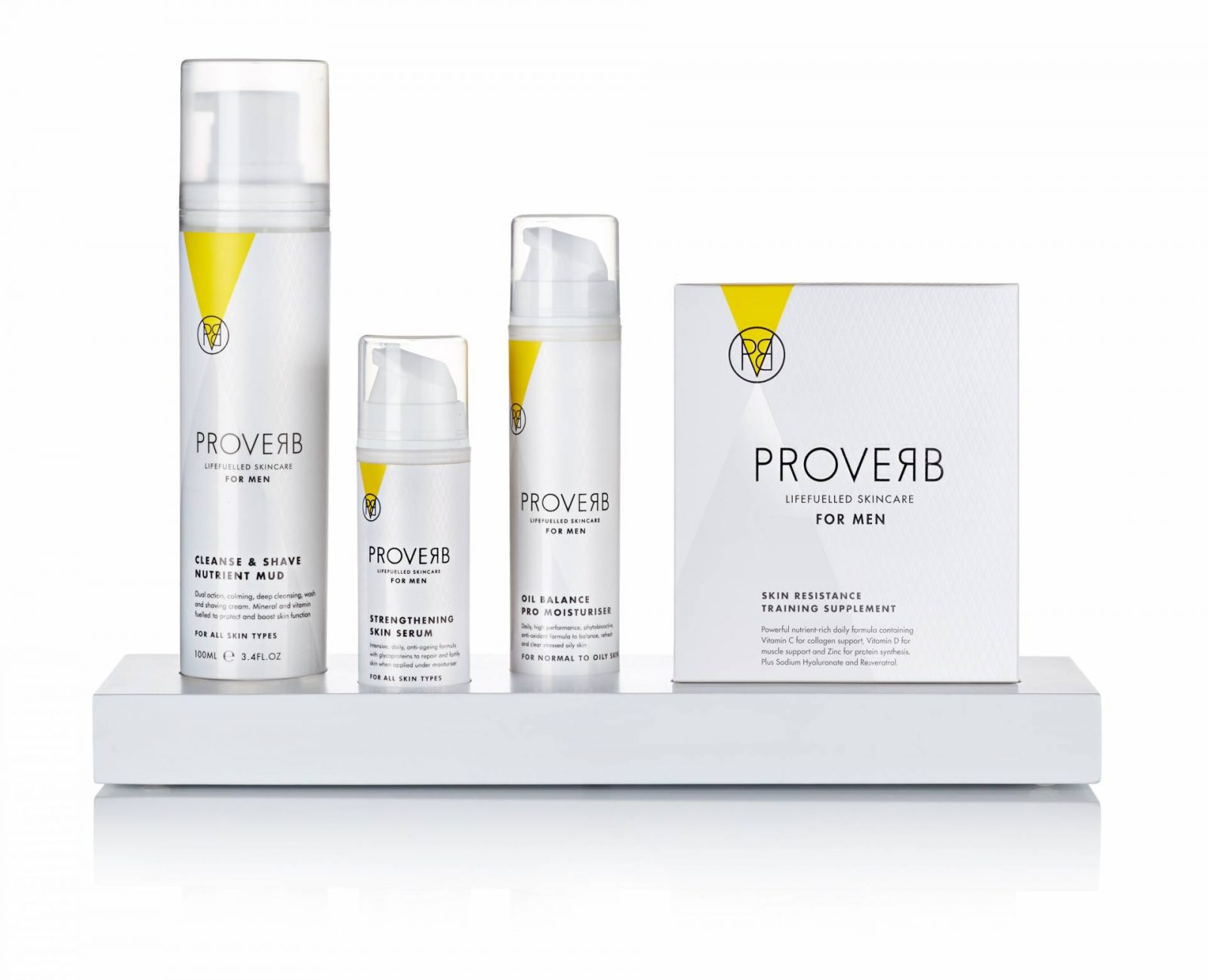 Foretelling your future – Proverb Grooming range