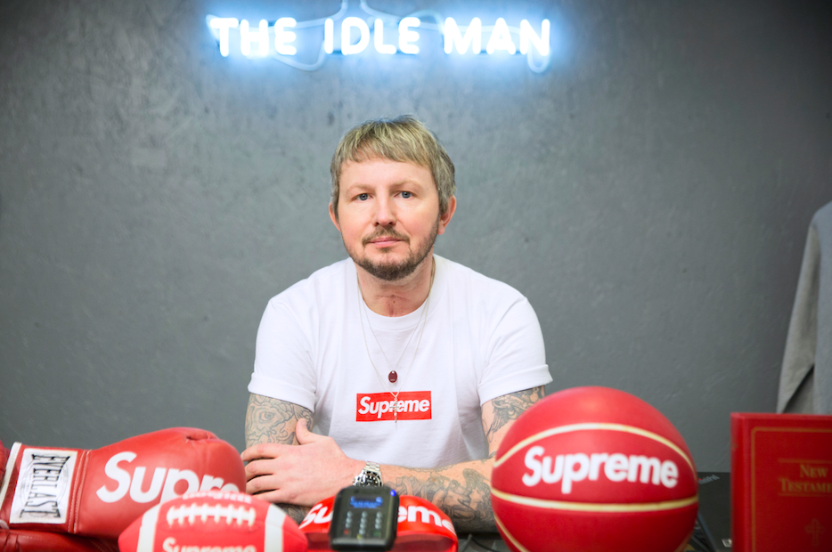 The Rarest Supreme Archive Collection Yet – Ross Wilson x The Idle Man