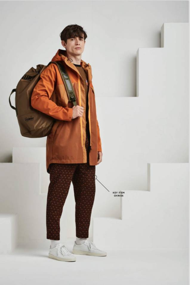 Scotch and Soda's 'House of Perfect Strangers' - CLOTHES MAKE THE MAN